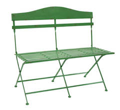 "More about the 'Slotted Bench 40.5""x37""H Iron' product"