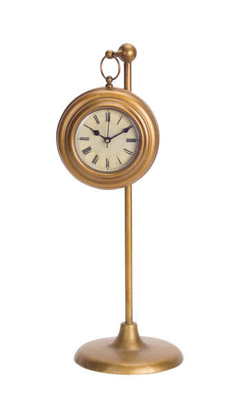 "Clock with Stand (Set of 2) 16.5""H"