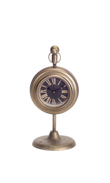 "Clock with Stand (Set of 2) 11""H"