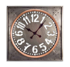 "More about the 'Wall Clock 27""' product"