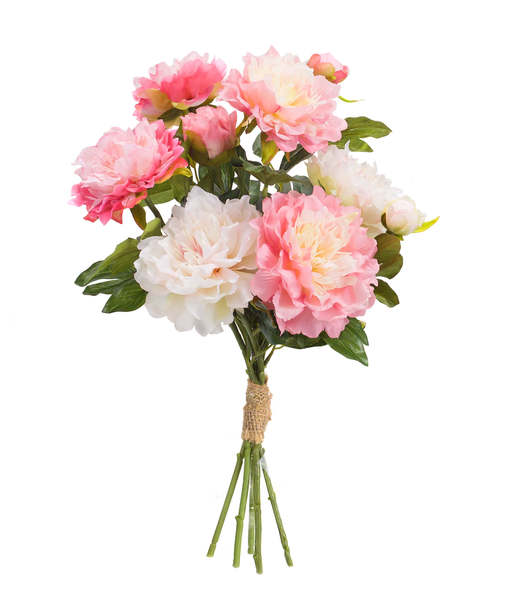 Peony Bouquet (Set of 2)