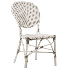 Sika Design Isabell Exterior White with Cappuccino Dots
