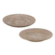 "More about the 'Platter (Set of 4) 13.5""D MDF' product"