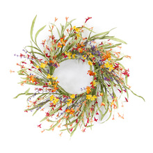 "More about the 'Mini Floral/Grass Wreath 20""D EVA/Plastic' product"