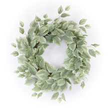 "More about the 'Foliage Wreath 20.5""D Polyester' product"