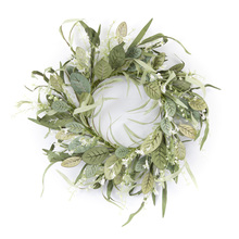 "More about the 'Mini Berry/Foliage Wreath 24""D MDF/EVA' product"