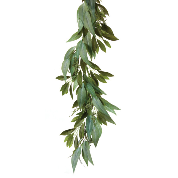 Eucalyptus Garland (Set of 2) 6'L Polyester