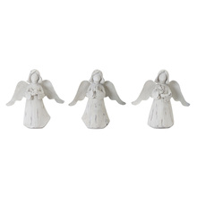 "More about the 'Angel (Set of 6) 6.25""H Resin' product"