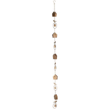 "More about the 'Rain Chain (Set of 2) 74""L Iron' product"