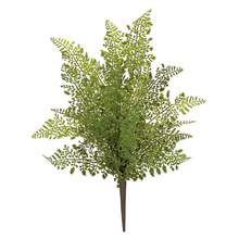 "More about the 'Fern Bush (Set of 6) 19""H Plastic' product"