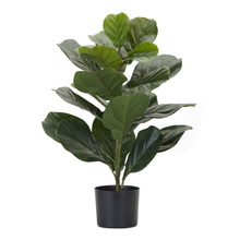 "More about the 'Fiddle Leaf Potted (Set of 2) 27.5""H Polyester' product"