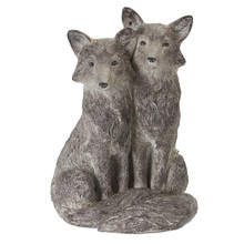 "More about the 'Fox Pair 13""H Resin' product"