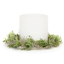"More about the 'Foliage Candle Ring (Set of 12) 10.5""D Plastic/Twig' product"