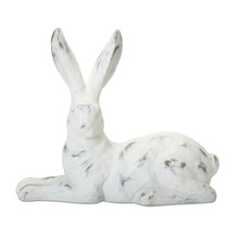 "More about the 'Rabbit (Set of 2) 14"" x 12""H Gypsum - White, Brown' product"