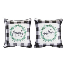 "More about the 'Word Pillow (Set of 2) 16.5"" Polyester' product"