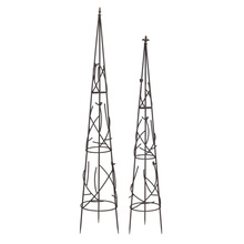 "More about the 'Obelisks (Set of 2) 62""H, 70""H' product"