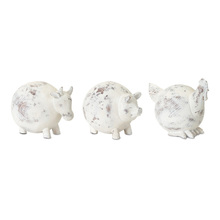 "More about the 'Farm Animal (Set of 3) 4.5""H Resin/Stone Powder' product"