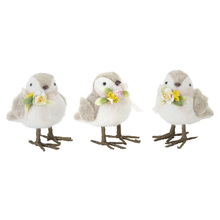 "More about the 'Bird (Set of 18) 3.75""H Polyester/Foam' product"