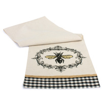 "More about the 'Bee Table Runner (Set of 3) 13"" x 72""L Polyester' product"