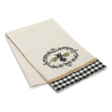 "More about the 'Bee Tea Towel (Set of 6) 27.25"" x 17"" Polyester' product"