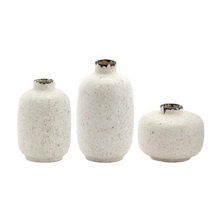 "More about the 'Mini Vase (Set of 6) 3.5""H, 5.25""H, 6.25""H Terra Cotta' product"
