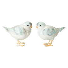 "More about the 'Bird (Set of 4) 3.5""H Resin' product"