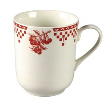 More about the 'Damier Red Coffee Mug' product