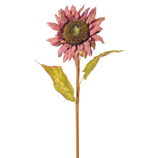 "Sunflower Stem 27""H (Set of 12) Polyester"