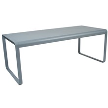 Fermob Bellevie Dining Table - Storm Grey