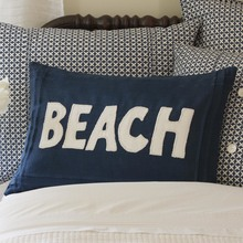 Indigo Beach Pillow