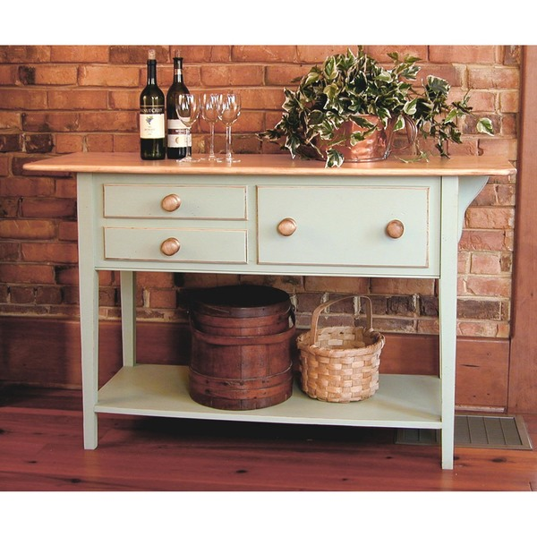 Southern Pine Lancaster Sideboard