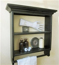 Towel/Wall Shelf