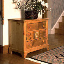 Southern Pine Dresden Three Drawer Chest
