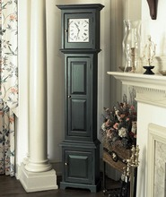 Southern Pine Grandfather Clock