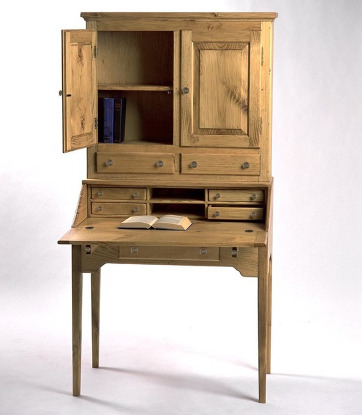 Southern Pine School Master's Desk