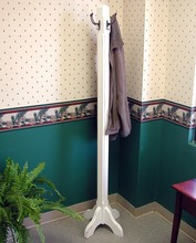 More about the 'Southern Pine Coat Rack w/Iron Hooks' product