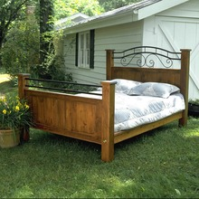 Southern Pine Boseman Forge Bed