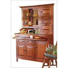 More about the 'Southern Pine Large Corner Hoosier Cabinet' product