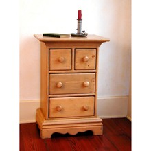 Southern Pine Heritage Mini Chest