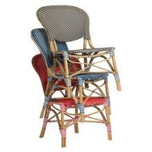 Isabell Side Chair, stacked