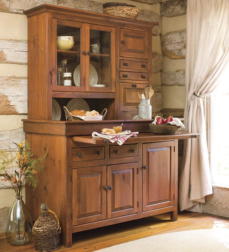 Attrayant Hoosier Cabinets, Dining Room Or Kitchen Hutches, And Buffets