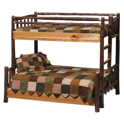 Hickory Bunk Bed American Country