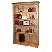 Southern Pine Shefford Wide Curio