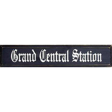 More about the 'Vintage Sign - Grand Central' product