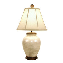 More about the 'Old World Pottery Lamp' product