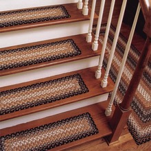Braided Stair Treads
