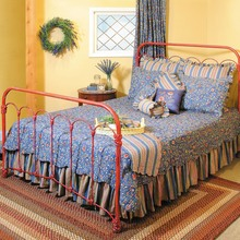 Original Cast Iron Bethany Bed