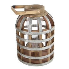 More about the 'Wood/Metal Lantern' product