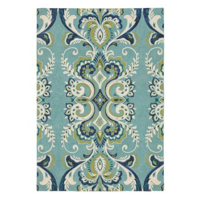 Adele Lake Hooked Wool Rug By Company C