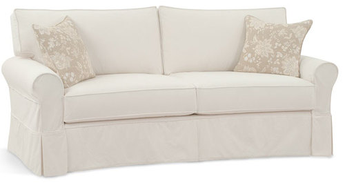 Slipcover Only Sofa American Country